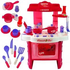 اسباب بازی ست آشپزخانه ژیونگ چنگ مدل Xiong Cheng Kitchen Set 008-26