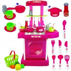 اسباب بازی ست آشپزخانه ژیونگ چنگ مدل Xiong Cheng Kitchen Set 008-56