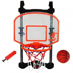 حلقه بسکتبال آویزی مدل Hang On The Door Basketball 39881B