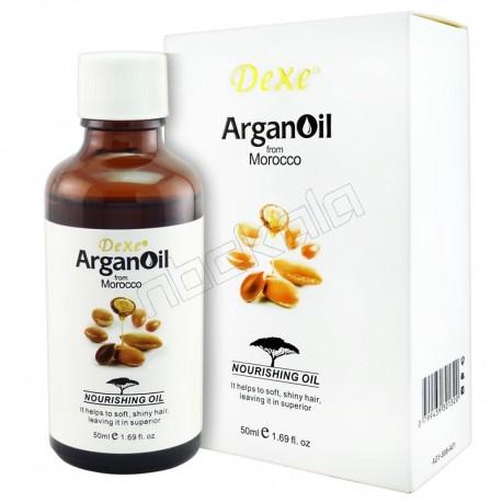 روغن آرگان دکسه 50 میلی لیتری Dexe Argan Oil 50ml