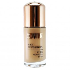 کرم پودر ادوین Edwin All Day Foundation SPF12