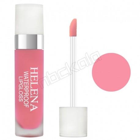 رژ لب مایع هلنا براق شماره 02 Violet Liquid Lip Gloss