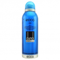 اسپری مردانه اکو مدل Dunhill Desire Blue حجم 200 میلی لیتر Ecco Dunhill Desire Blue Spray For Men 200 ml