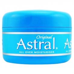 کرم مرطوب کننده پوست آسترال 200 میلی لیتری Astral All Over Moisturizer