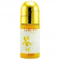 مام اسکلاری رولی زنانه مدل گلد آیریس بی دلیشس Sclaree Deodorant Gold Iris B Delicious For Women 50 ml