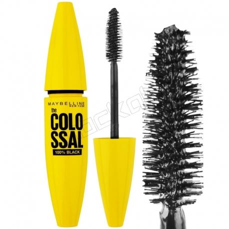 ریمل میبلین مدل کلوسال ارجینال Maybelline The Colossal Mascara