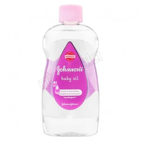 روغن بچه جانسون حجم 500 میلی لیتر Johnson's baby oil