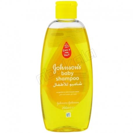 شامپو بچه جانسون حجم 200 میلی لیتر Johnson's Baby Shampoo