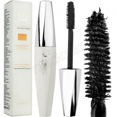 ریمل ریو حجم دهنده ضدآب Rio Waterproof Volume Multi Function Mascara