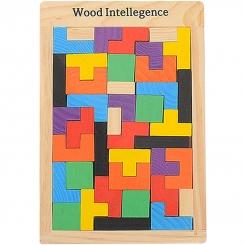 بازی فکری کاتامینو چوبی خارجی WOOD INTELLEGENCE
