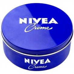 کرم مرطوب کننده نیوآ حجم 250 میلی لیتر NIVEA Creme 250 ml Moisturizing No.80105