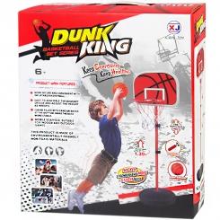 حلقه بسکتبال پایه دار برند ژیونگ ژان BASKETBALL XIONG JUN