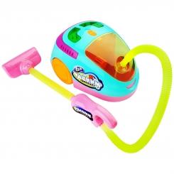 جارو برقی اسباب بازی دورج توی باتری خور DORJ TOY Vacuum Cleaner Toy