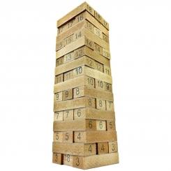 اسباب بازی جنگا برج هیجان سه کاره آوا و یکتا 48 قطعه ای