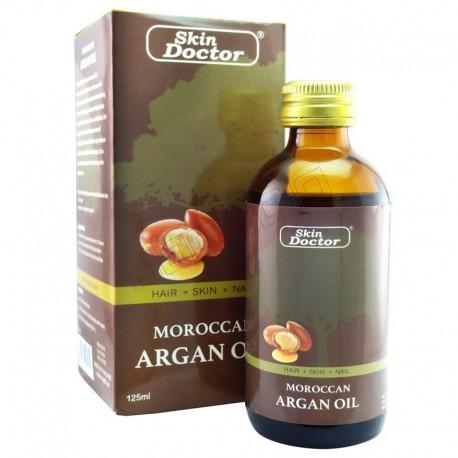 روغن آرگان اسکین دکتر 125 میلی لیتری Skin Doctor Argan Oil 125ml