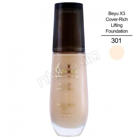 کرم پودر فلوریدا با ضدآفتاب SPF 15 مدل Florida`s Natural BB Cream Moisture Protection Foundation