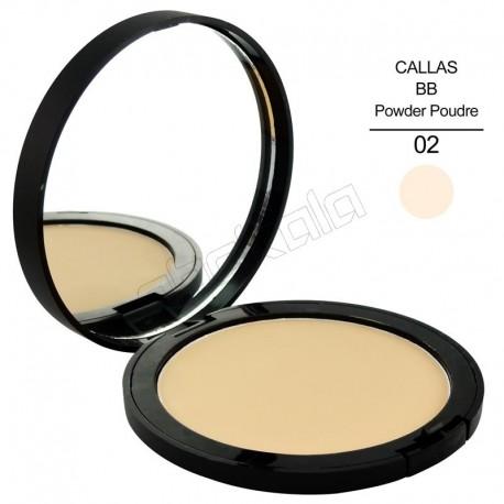 پنکیک کالاس مدل بی بی پاورپودر Callas BB Power Poudre Pancake