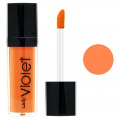 رژ لب مایع لیدی ویولت شماره 04 Lady Violet Liquid Lipstick