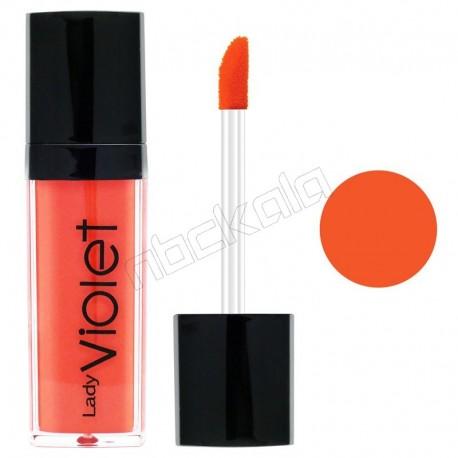 رژ لب مایع ویولت شماره 05 Violet Liquid Lipstick