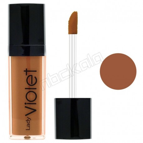 رژ لب مایع ویولت شماره 07 Violet Liquid Lipstick