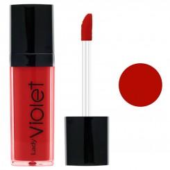 رژ لب مایع لیدی ویولت شماره 08 Lady Violet Liquid Lipstick
