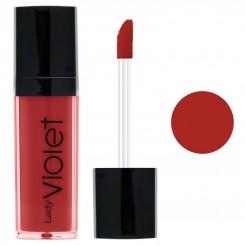 رژ لب مایع لیدی ویولت شماره 09 Lady Violet Liquid Lipstick