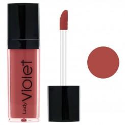 رژ لب مایع لیدی ویولت شماره 12 Lady Violet Liquid Lipstick