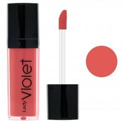 رژ لب مایع لیدی ویولت شماره 17 Lady Violet Liquid Lipstick