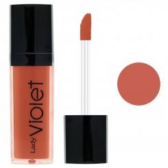 رژ لب مایع لیدی ویولت شماره 24 Lady Violet Liquid Lipstick
