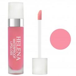 رژ لب مایع مات مخملی گیاهی 24 ساعته هلنا شماره 02 Helena Liquid Lip Gloss