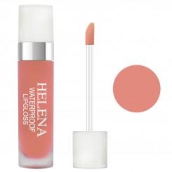 رژ لب مایع مات مخملی گیاهی 24 ساعته هلنا شماره 03 Helena Liquid Lip Gloss