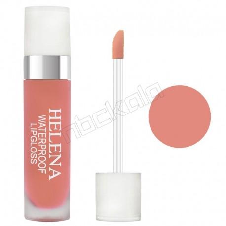رژ لب مایع هلنا براق شماره 03 Violet Liquid Lip Gloss