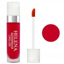رژ لب مایع مات مخملی گیاهی 24 ساعته هلنا شماره 09 Helena Liquid Lip Gloss