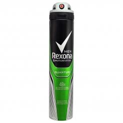 اسپری ضد تعریق مردانه رکسونا مدل کوانتوم Quantum حجم 200 میلی لیتر Rexona Quantum Antiperspirant Deodorant For Men