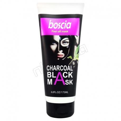 ماسک صورت بوسکیا مدل ماسک سیاه حاوی ذغال Boscia Black Mask Charcoal 175 ml