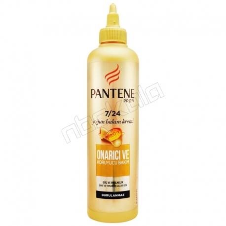کرم مو پانتن پرو ویتامینه برای موهای صاف Pantene Pro-V Onarici Ve Kouyucu Bakim 300 ml