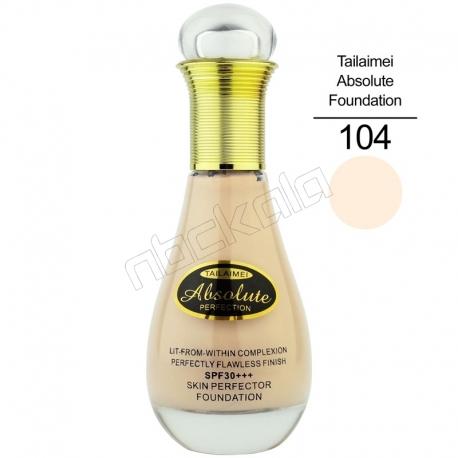 کرم پودر تای لای می مدل ابسلوت 70 میلی لیتری Tailaimei Absolute Skin Foundation TLM-F064