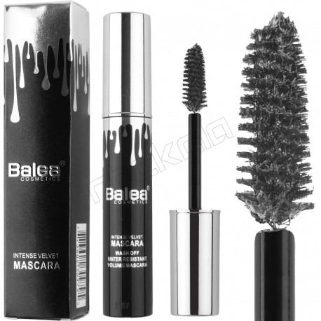 ریمل بالیا در نقره ای ضدآب Balea Intense Velvet Mascara