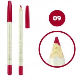خط چشم خط لب فالورمور ضدآب شماره 09 Falormor Waterproof Eyeliner Lipliner Pencil