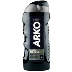 افتر شیو آرکو مدل Platinum حجم 250 میلی لیتر ARKO Platinum After Shave