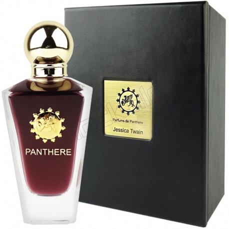 ادو پرفیوم جسیکا تواین د پنتر ارجینال با قاب چرمی parfums de panthere jessica twain