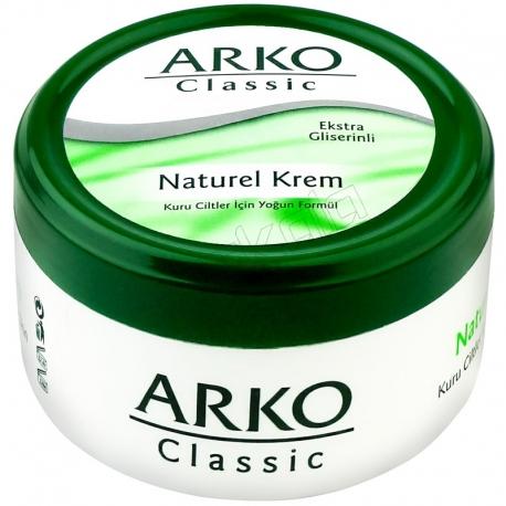 کرم مرطوب کننده آرکو مدل Classic حجم 150 میلی لیتر ARKO Classic Moisturizing Cream 150 ml