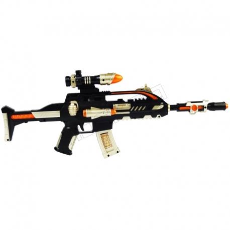 تفنگ اسباب بازی موزیکال مدل نیروهای ویژه HOPELONG SPECIAL FORCES