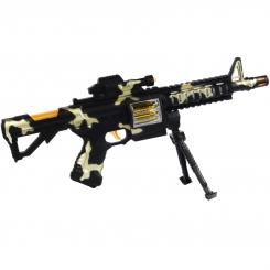 تفنگ اسباب بازی موزیکال مدل تک تیرنداز COMBAT SVIPER 1200-2B