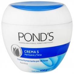 کرم مرطوب کننده پوندز مدل کرم اس 48 ساعته 400 گرمی Ponds Moisturizing Cream S 48h