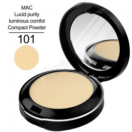 پنکیک مک مدل لوسید پوریتی MAC Compact Powder Lucid Purity No.1466M