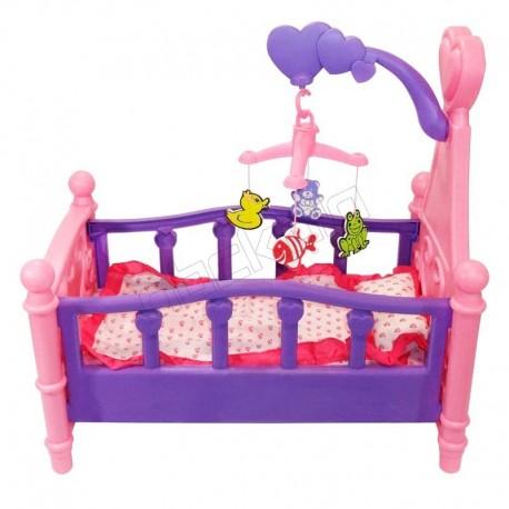 تخت خواب عروسک