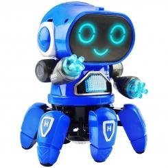 ربات اسباب بازی جنگجو طرح هشت پا مدل ZR142 برند رونگ ژیان یی RONG XIAN YI