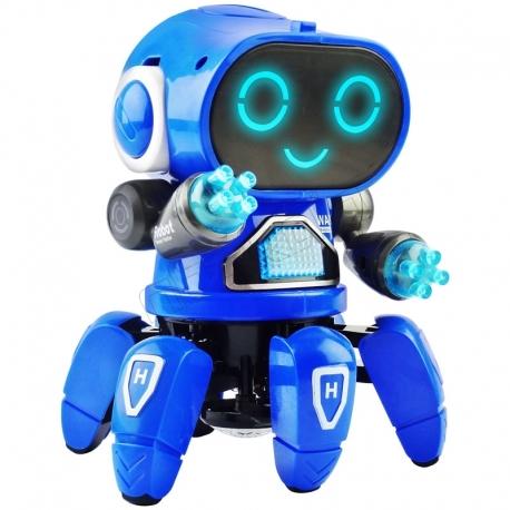 ربات اسباب بازی جنگجو طرح هشت پا مدلZR142 برند رونگ ژیان هیRONG XIAN YI