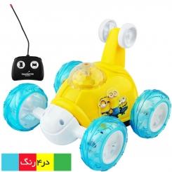 اسباب بازی ماشین دیوانه با کنترل از راه دور Crazy Car Speed Power